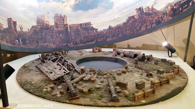 Fail: Istanbul Panorama 1453 Museum