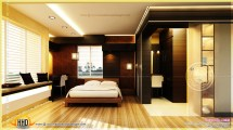 Bedroom with Dressing Room Designs