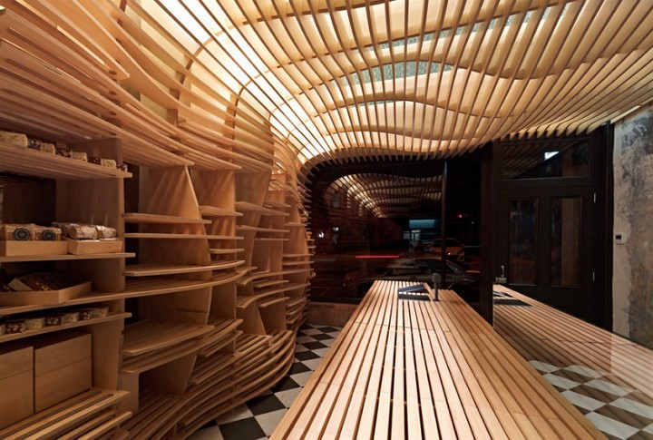 New Bakery For Maestro Chirico HQ Architecture