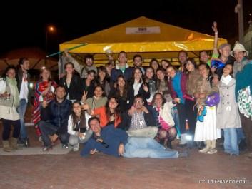 Equipo base La Feria Ambiental