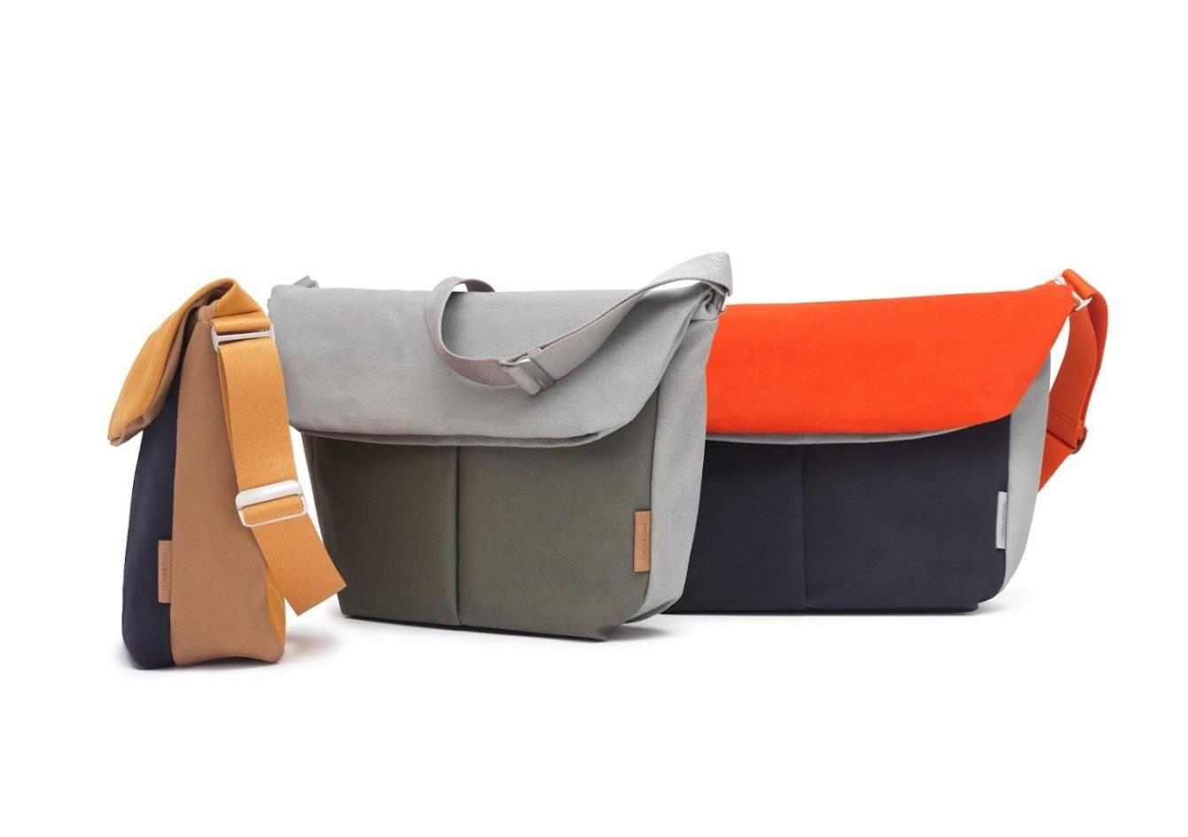 *Côte&Ciel突破單色印象:與日本Beams推出Spree Messenger Bag! 2