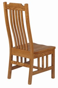 Mission Dining Chair | Dining Room Chair in the Mission Style