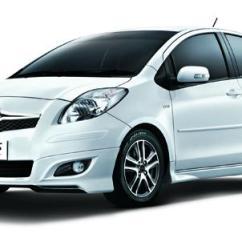 New Agya Trd Silver Warna Toyota Yaris Baru - Astra Indonesia