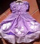 Princess Sofia Dress Pattern