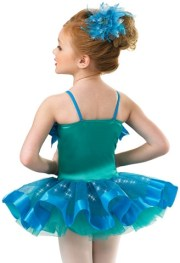 little girls hairdos dance performance