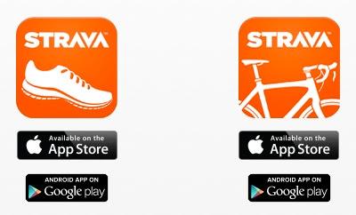 Strava App IOS et Android