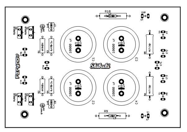 HobbyAudio.Com: DIY PCB and Power Supply Amplifier Part II