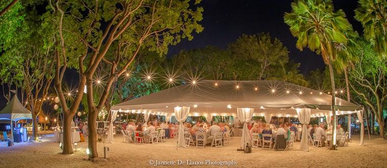 An Elegant Beach Wedding FL Keys Wedding Ideas  Key Largo Lighthouse Beach Weddings