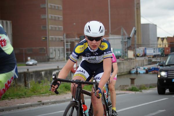 Jarno Mobach, 19e GP Hostekint voor nieuwelingen in Roeselare