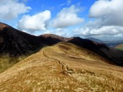 The path to Ard Crags