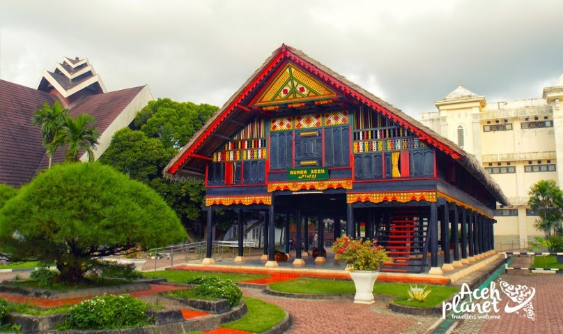 Yuk, lihat-lihat peradaban aceh masa lalu di Museum Aceh