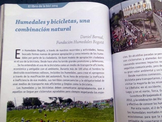 Libro de la bici