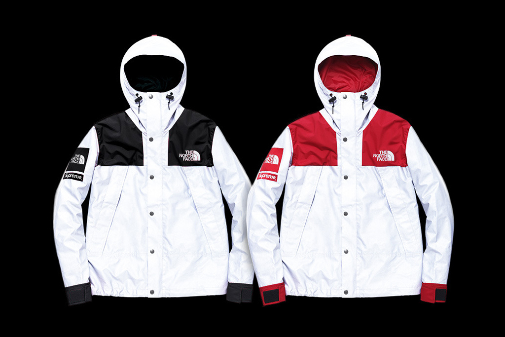 *超激光!Supreme x The North Face大玩3M反光系列:2013 SS絕對刺眼! 7