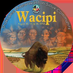 2013 Wacipi Button Giveaway