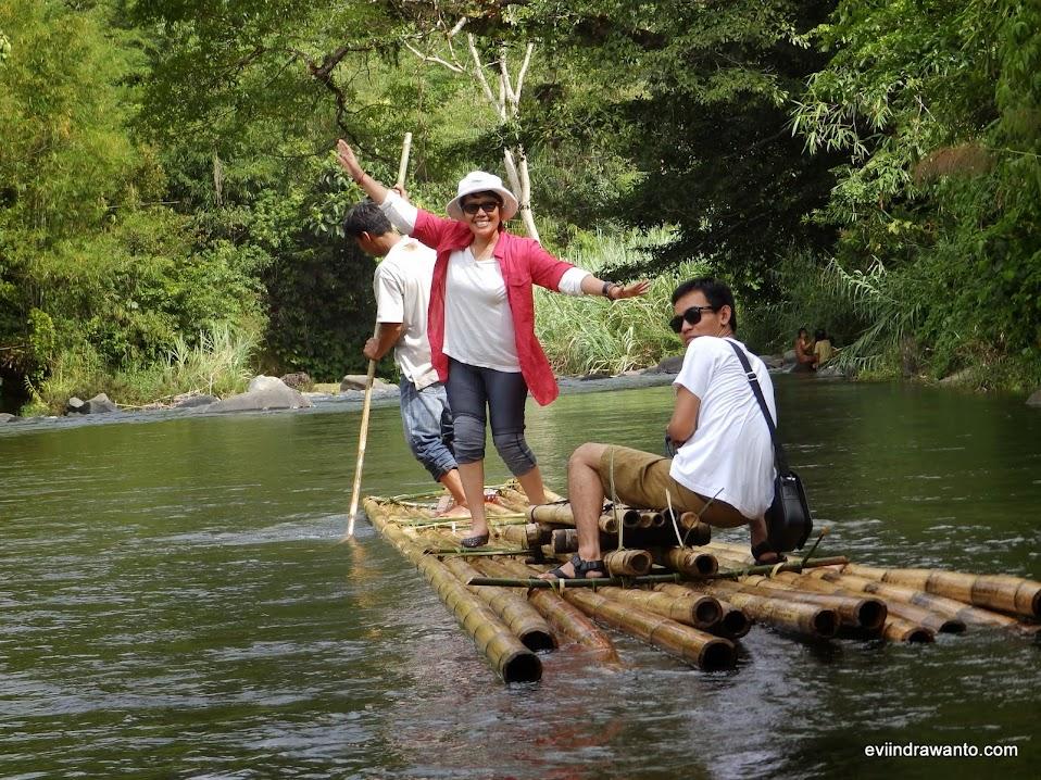 bambbo rafting Loksado
