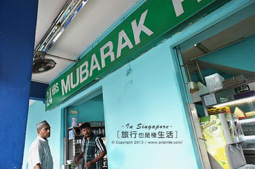 【走走新加坡】印度式早餐 煎餅拉茶