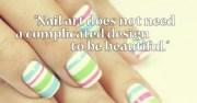 nail art quote .11