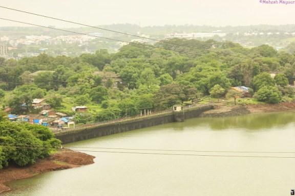 Igatpuri Town view