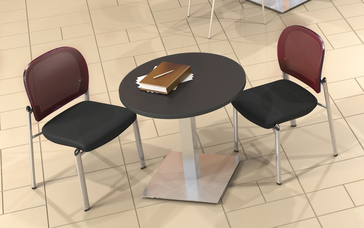 lunch room chairs folding and tables lunchroom breakroom cafe bistro