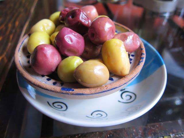 Olives, Morocco