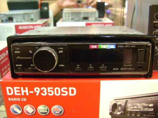 Car Audio & Acessories Pioneer Deh-9350sd Model 2011