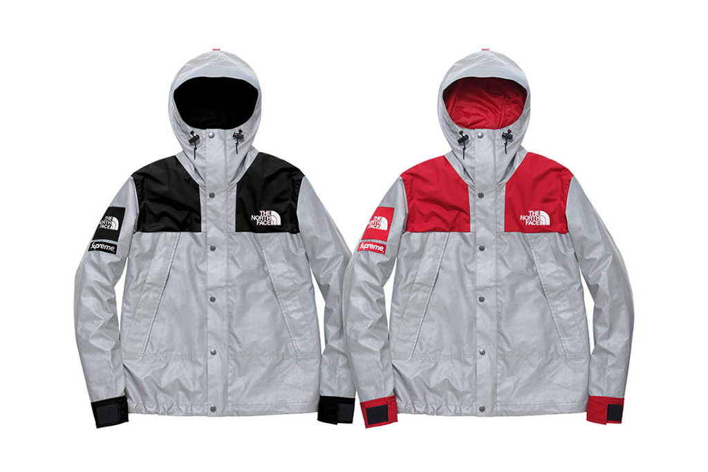 *超激光!Supreme x The North Face大玩3M反光系列:2013 SS絕對刺眼! 4
