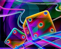 All About HD Wallpaper: Colorful 3D Wallpaper Awesome