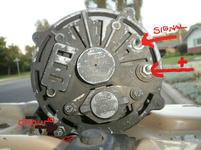 Ford Alternator Wiring Diagram Together With Chevy S10 Wiring Diagram