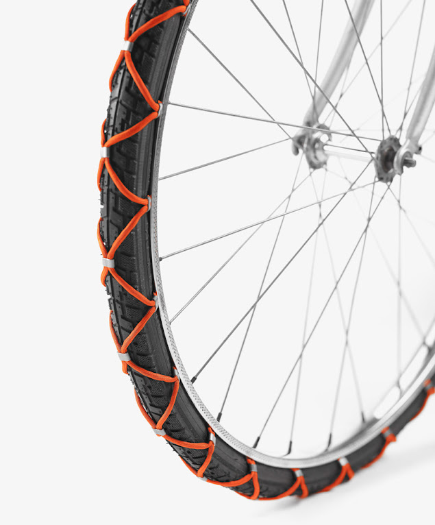 *ECAL's 自行車配件:聰明的多元創意設計! 5