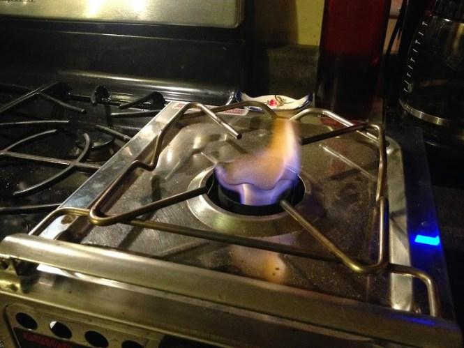 Dometic Origo Two Burner Spirit Hob