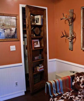 Woodwork Bookshelf Door Plans Pdf Plans