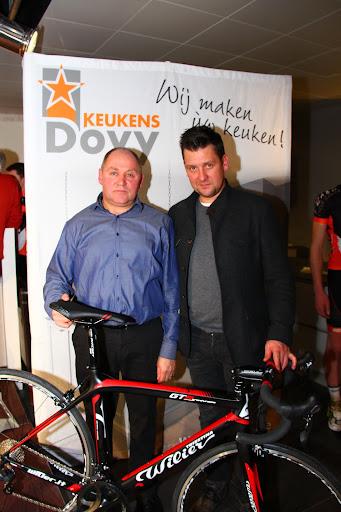 Ivan Depoorter en Nico Mattan