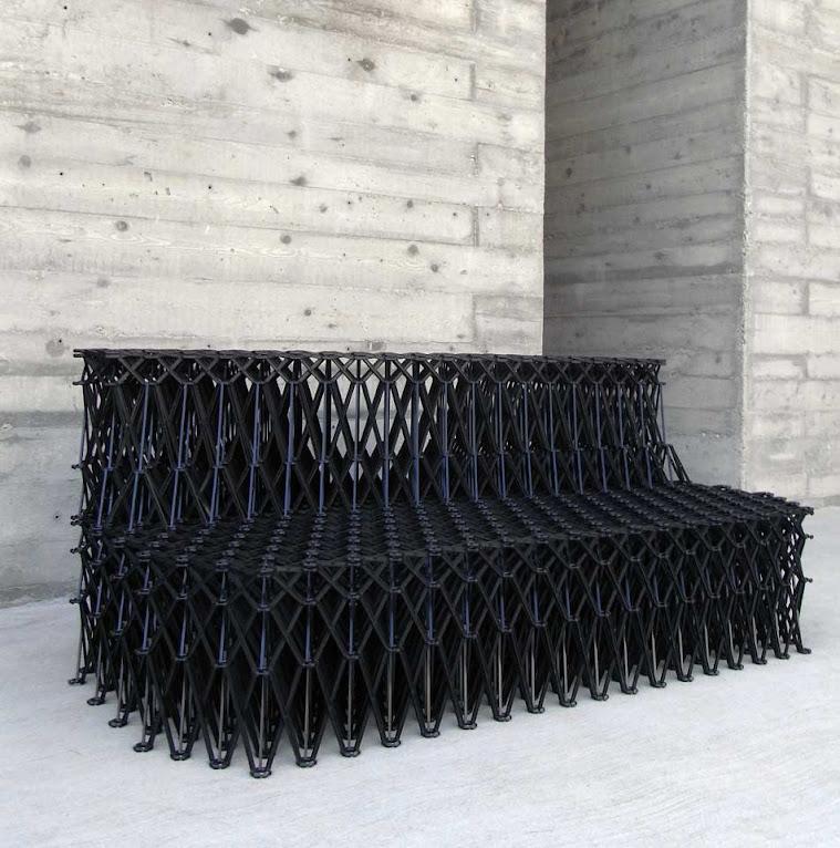 *伸縮自如沙發椅:XXXX_環保回收PET素材! 5