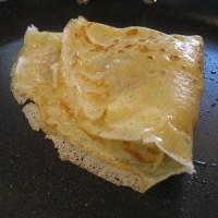 Thanksgiving: Crêpes