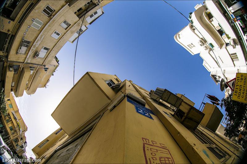 Недонебоскребы квартала Флорентин