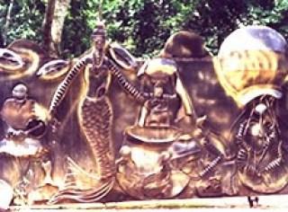 Osogbo metal work