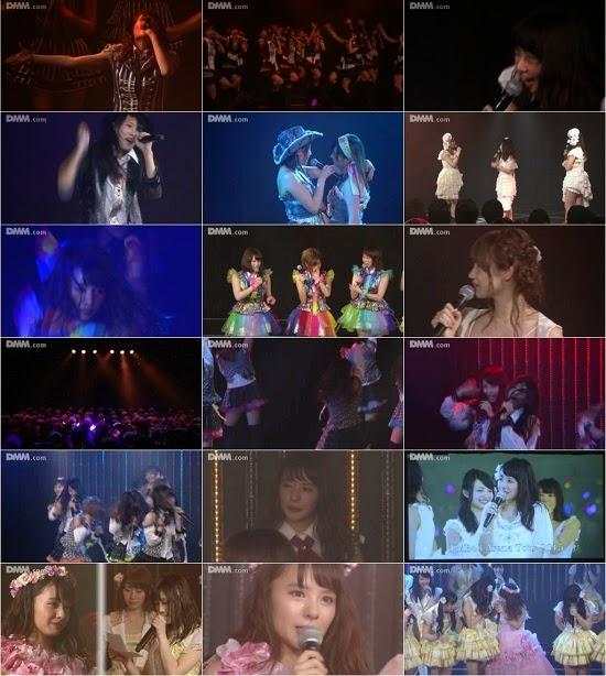 "(LIVE)(公演) NMB48 チームM ""RESET"" 山田菜々 卒業公演 150323 & 150403"
