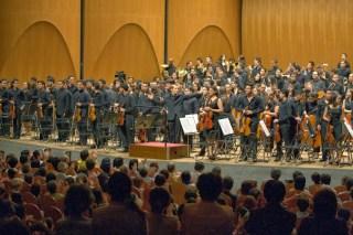 La Sinfónica Juvenil de Caracas, en representación de Venezuela, llevó un mensaje de paz e integración, a sus compañeros y público japoneses