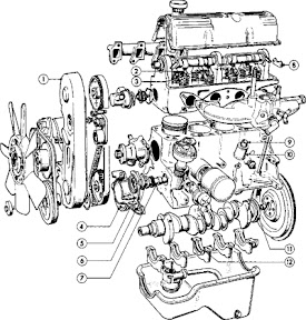 1946 Dodge Wiring Diagram Dodge Water Pump Replacement