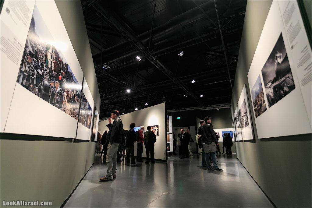 World Press Photo 2012 в музее «Эрец Исраель», Тель Авив, Eretz israel Museum, Tel Aviv, מוזאון ארץ ישראל, תל אביב