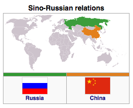 China - Russia Relations
