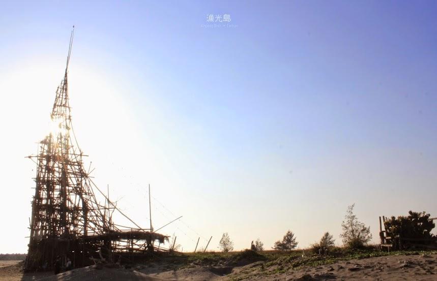 台南安平景點,漁光島-9