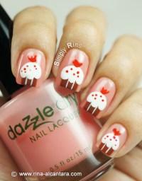 30 Awesome Cupcake Nail Art Designs 2015/16
