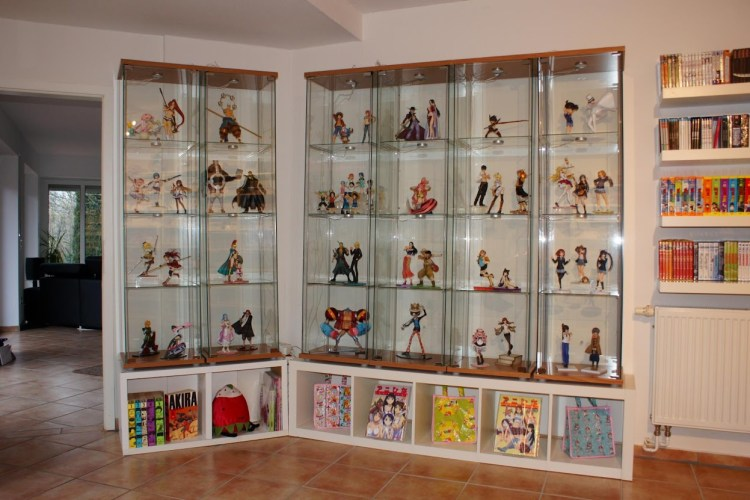 Anime PVC Figuren Sammlung Collection Space
