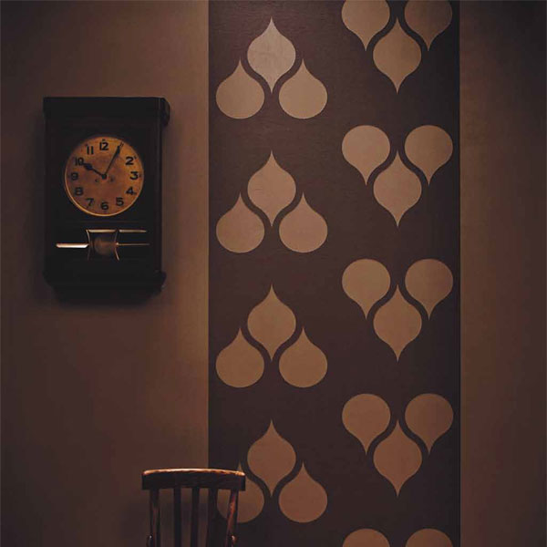 Papel de pared moderno