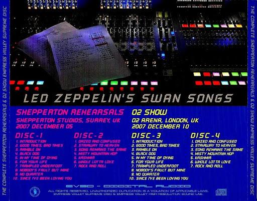 Bad Led Zeppelin Songs