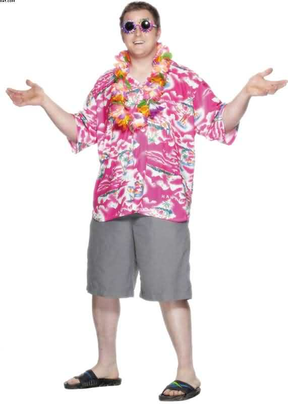 Tropical Attire Examples