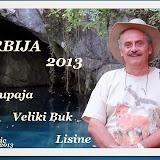 Krupaja - Veliki Buk - Lisine -- Srbija 2013