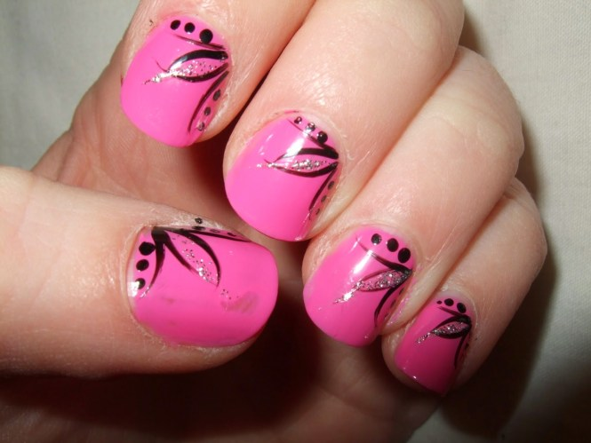 Easy Simple Nail Art Image Collections Designs Gallery