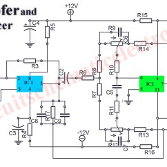 Audio Amplifier Circuit Diagram With Layout Chinese 4 Wheeler Wiring Subwoofer Booster Pcb Electronic